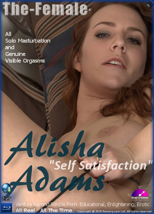 Alisha Adams - Self Satisfaction (Download)