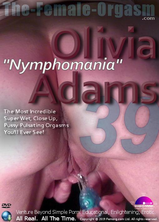 Olivia Adams 39 - Nymphomania (Download)