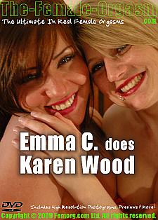 Emma C. does Karen Wood