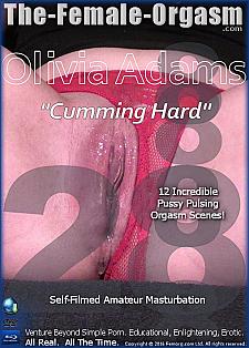 Olivia Adams 28 - Cumming Hard