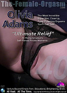 Olivia Adams 40 - Ultimate Relief
