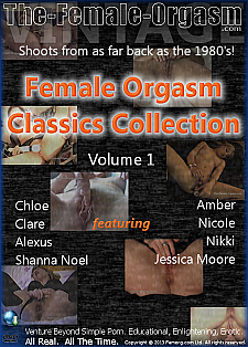 Female Orgasm Classics Collection Volume 1