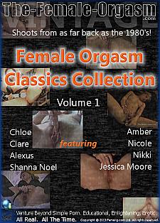 Female Orgasm Classics Collection Volume 1