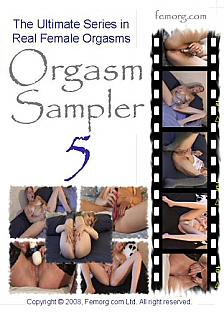 Orgasm Sampler 5