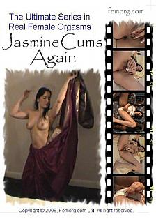 Jasmine Cums Again