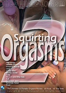 Squirting Orgasms 2