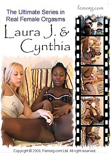 Laura J and Cynthia