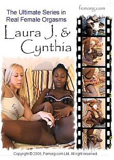 Laura J and Cynthia