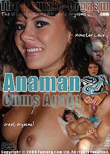 Anaman Cums Again