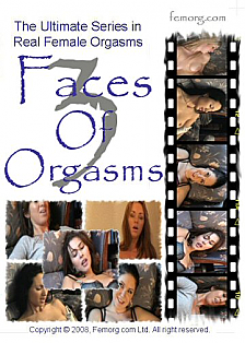 Faces of Orgasms 3