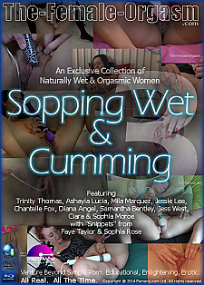 Sopping Wet and Cumming 3