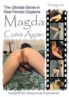 Magda Cums Again