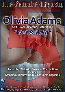 Olivia Adams 5 - Wet and Wild