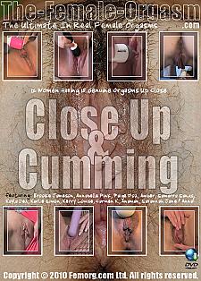 Close Up and Cumming