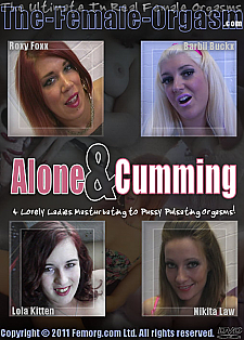 Alone and Cumming