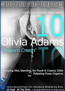Olivia Adams 10 - Orgasm Cream (Download)