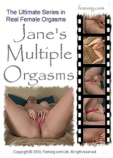 Jane's Multiple Orgasms