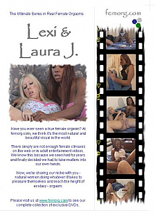 Lexi and Laura J. (2 DVDs)