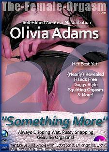 Olivia Adams 26 - Something More