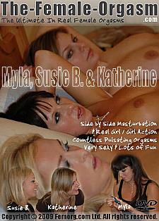 Myla, Susie B. and Katherine